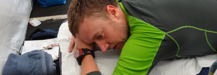 From the Treatment Table – A Husbands' view of Sports Massage